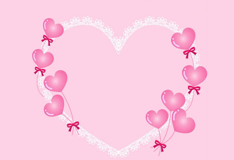 50 Heart Background Images Free Heart Background Digital Paper Pink Heart Background