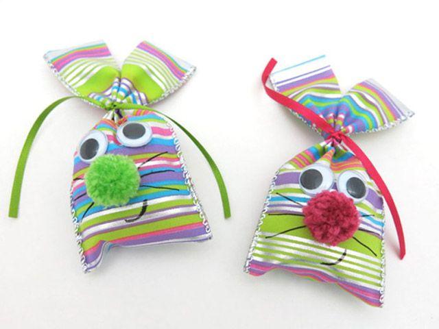 Embalagens para tornar os presentes de Páscoa ainda mais encantadores