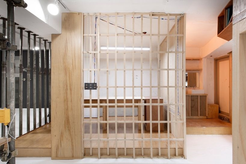 studio starsis models its latest office space in seoul like a