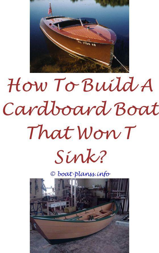 coroplast boat plans