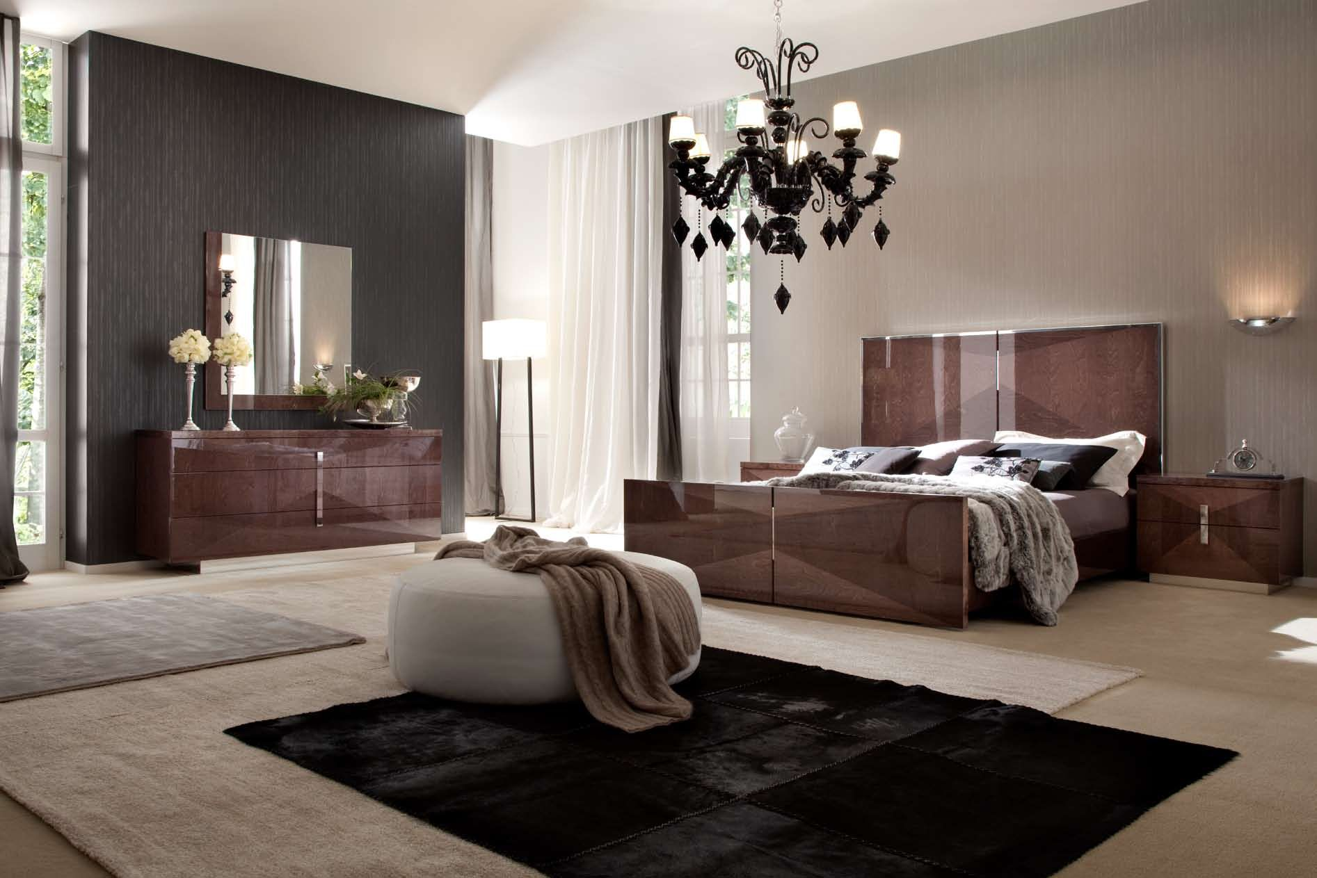 cream+modern+italian+bedroom+furniture | Eva contemporary ...