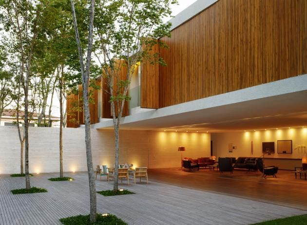 Wonderful Panama House By Marcio Kogan » CONTEMPORIST Home Design Ideas
