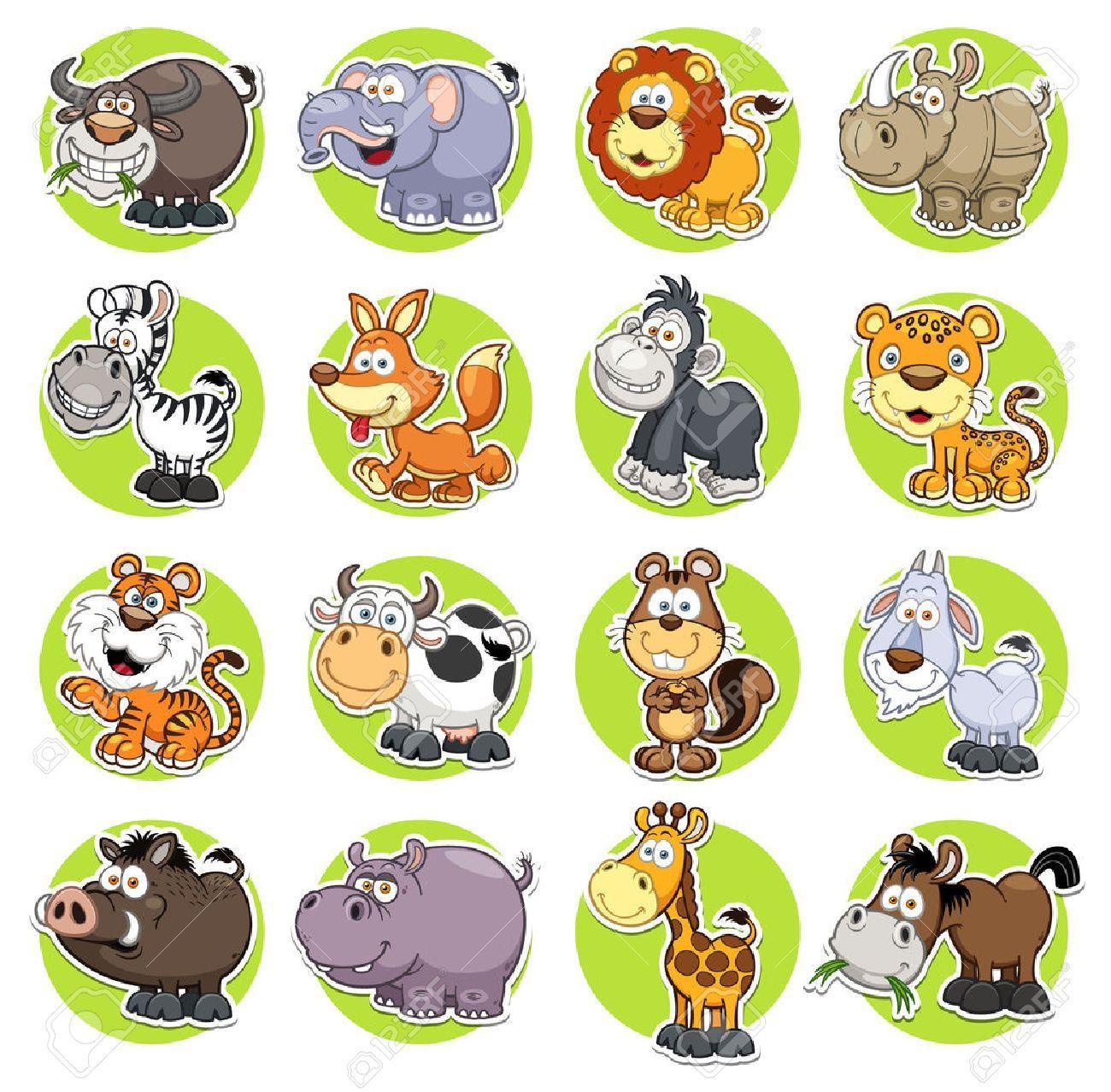 травоядные животные картинки для эмблемы черте