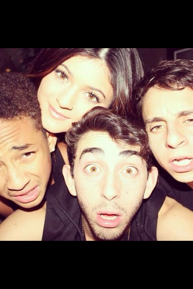 Kylie jenner and moises arias