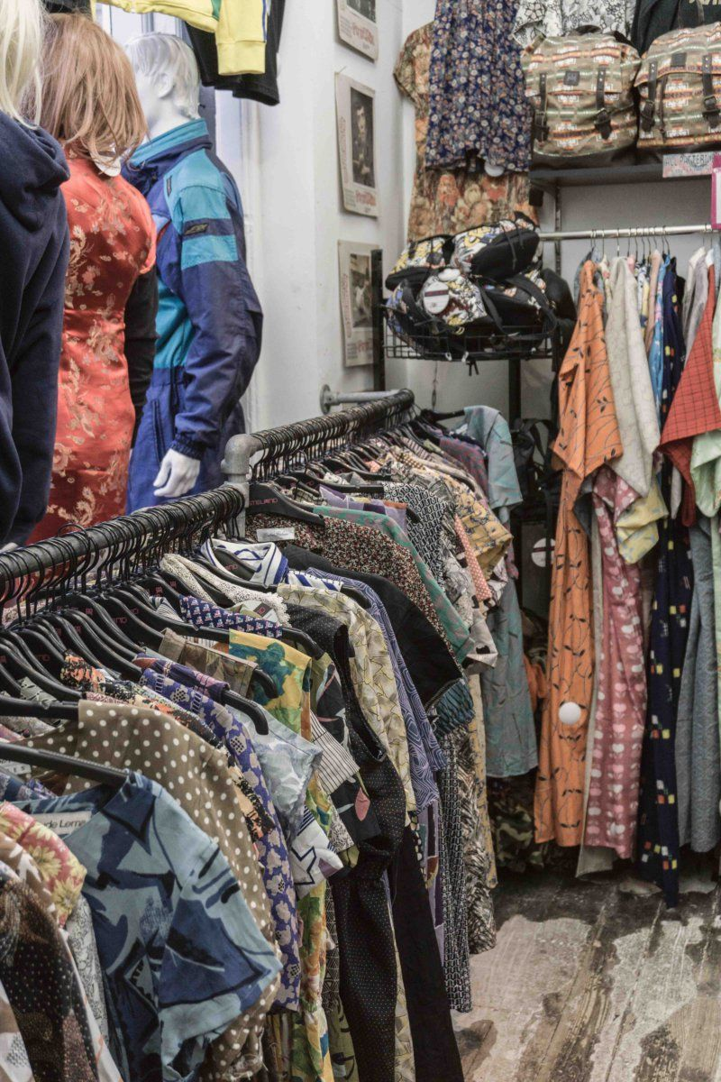 The 5 Best Vintage Stores Copenhagen Has To Offer Vintage Store Vintage Clothing Stores Vintage Boho Outfit