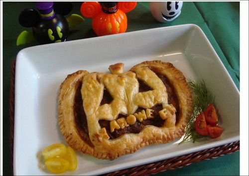 Try it for Halloween--Simple Meat Pie 2009