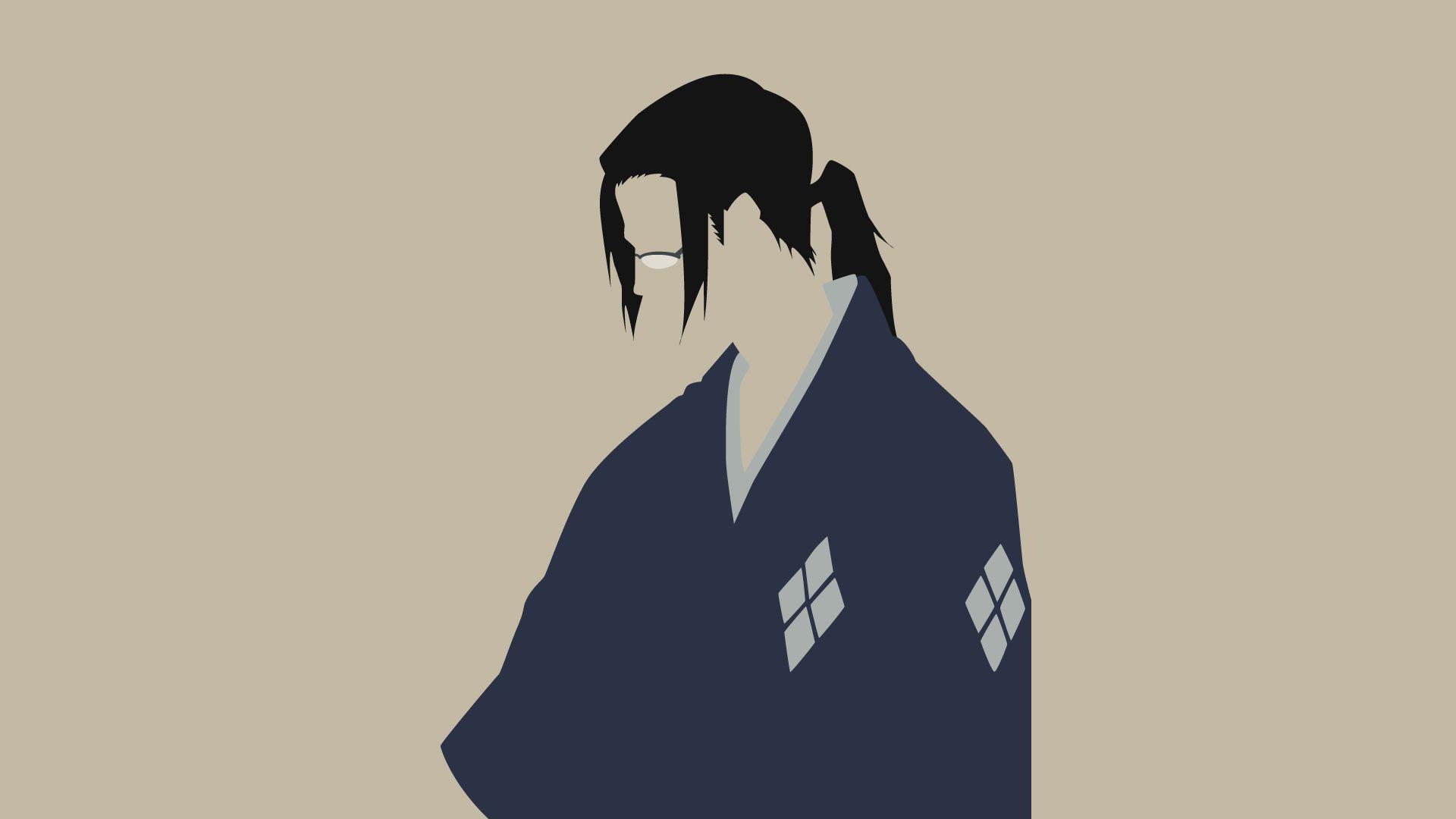 Mugen Samurai Champloo Minimalist Wallpaper Samurai Champloo Samurai Anime Samurai