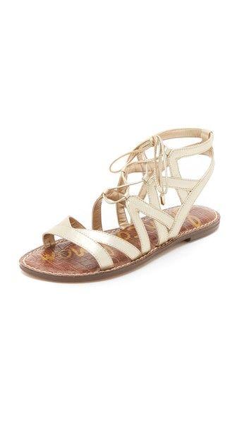 e1166ea4d0b Sam Edelman Gemma Gladiator Sandals