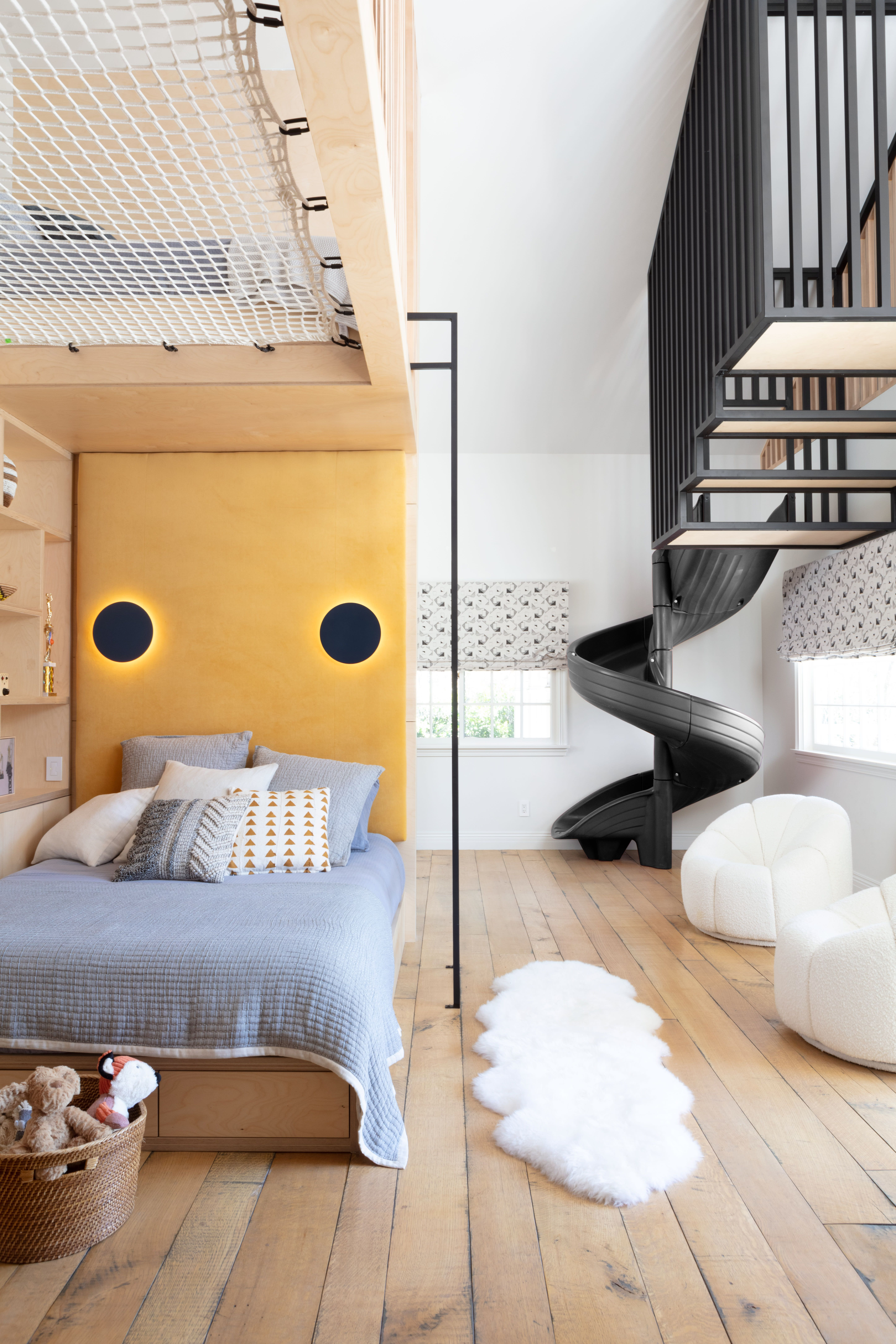 3 Kids Bedroom Ideas We Learned From This Playful L A Home Cool