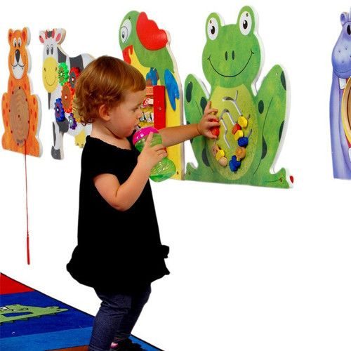 Frog Wall Panel Toy Discover More Best Ideas About Kids