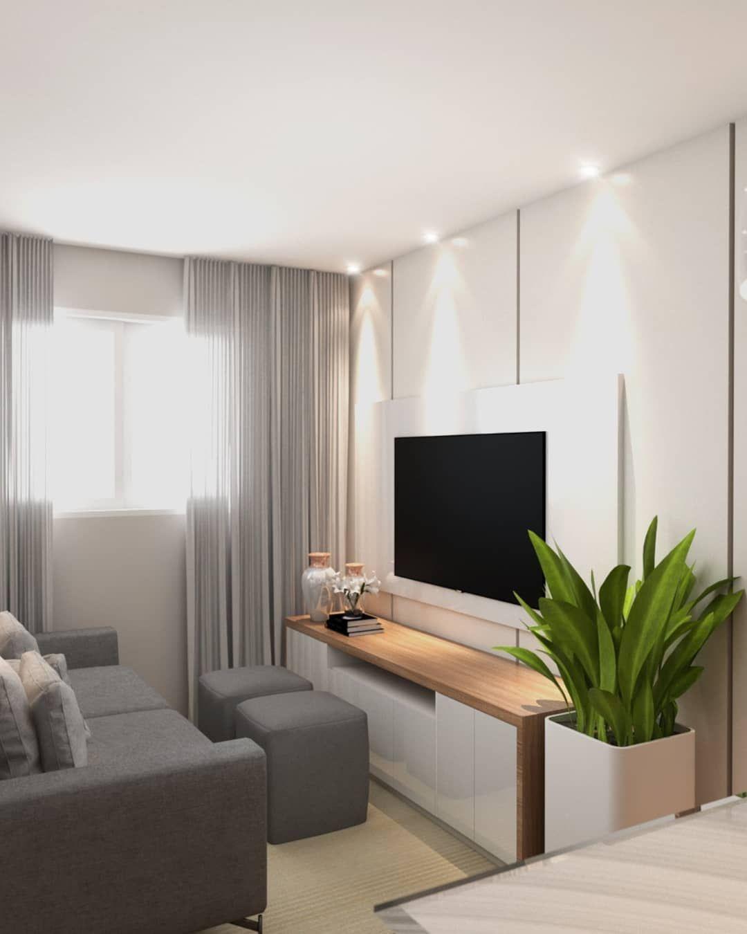 Como Decorar Una Sala Minimalista Pequena