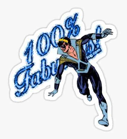 Nightwing sticker