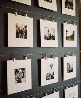 Fotos Aufhängen Kreativ : 10 diy foto ideen so k nnt ihr eure bilder kreativ in szene setzen fotogaleriew nde ~ Watch28wear.com Haus und Dekorationen