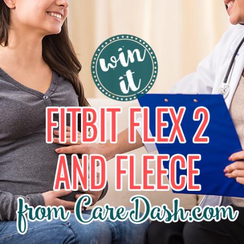 Win It: Fitbit Flex 2 and Fleece {US} (/17) via ...