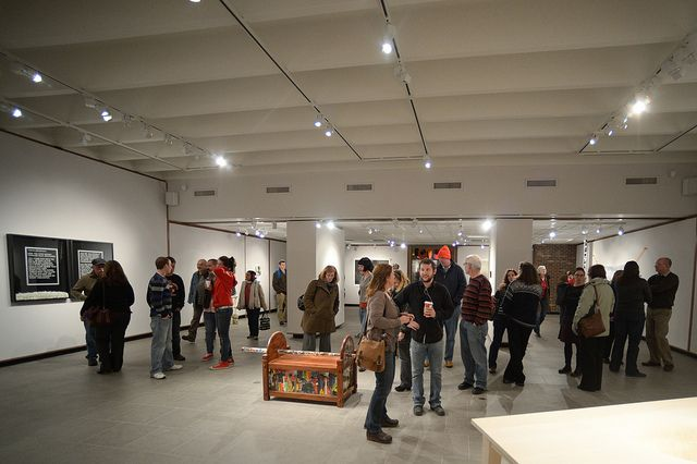 Biennial Faculty Exhibition Exhibition Performance Art
