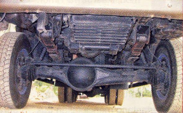 Modifikasi Truck Mitsubishi Colt Diesel Dan Canter 4WD