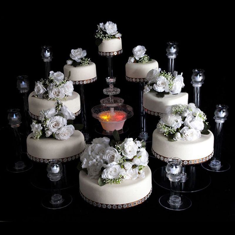 4 tier clear acrylic cupcake cake stand cake cupcake