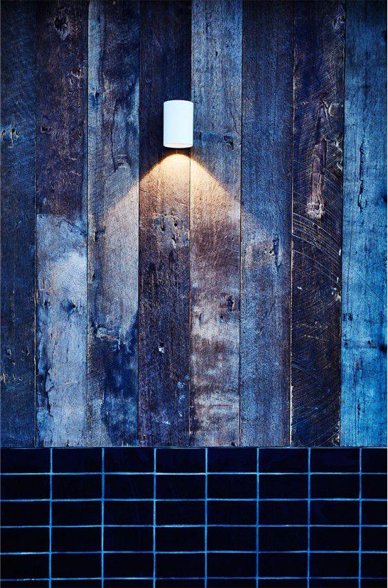 Idees Deco Habiller Ses Murs De Bois Planches De Coffrage Pour