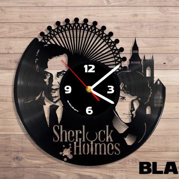Sherlock-black