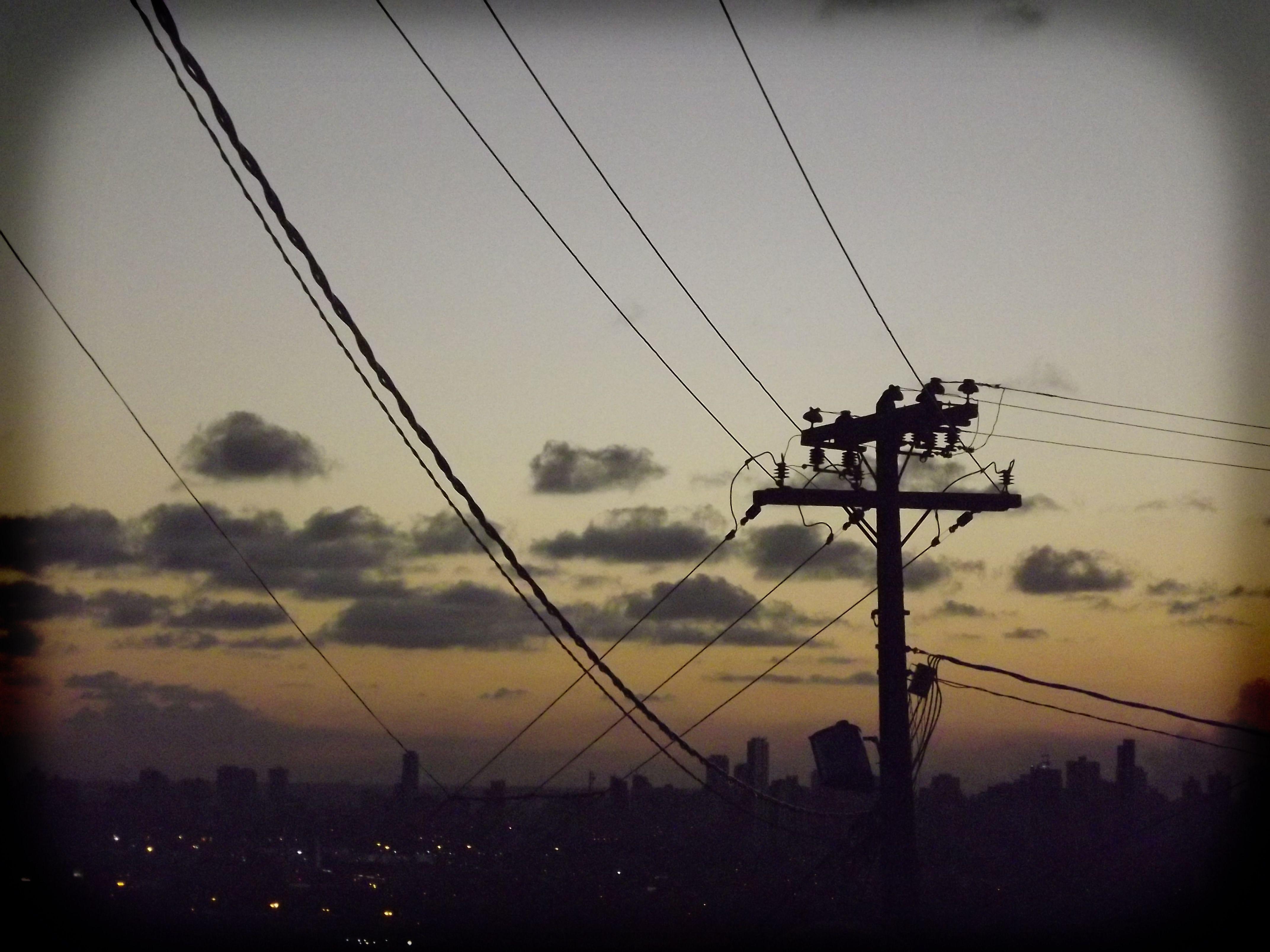Céu maravilhoso de Pernambuco.
