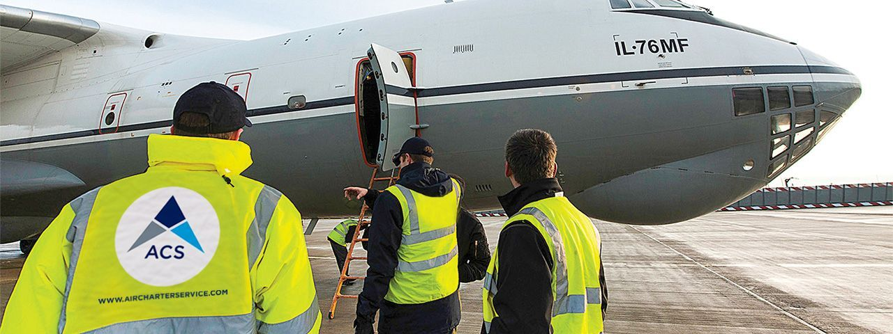 Private Jet & Cargo Charters UK Air Charter Service in