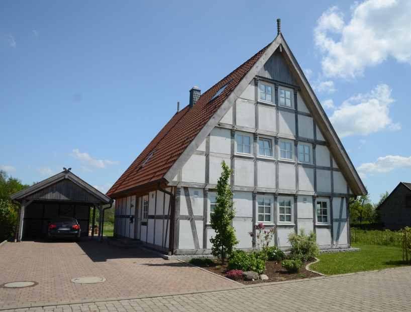 DLK Deutsche Landhaus Klassiker Fachwerkhäuser, Haus