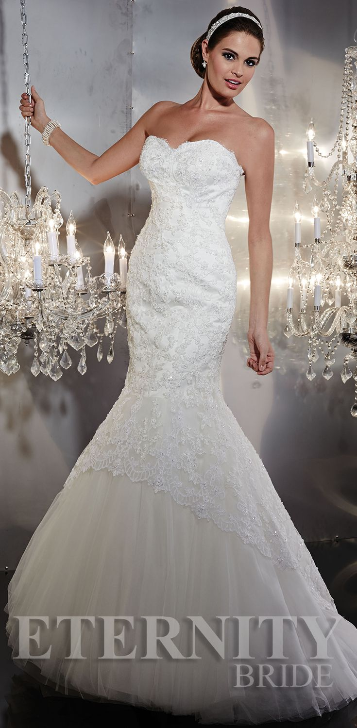 D5201 wedding dress from Eternity Bride. View more of our beautiful ...