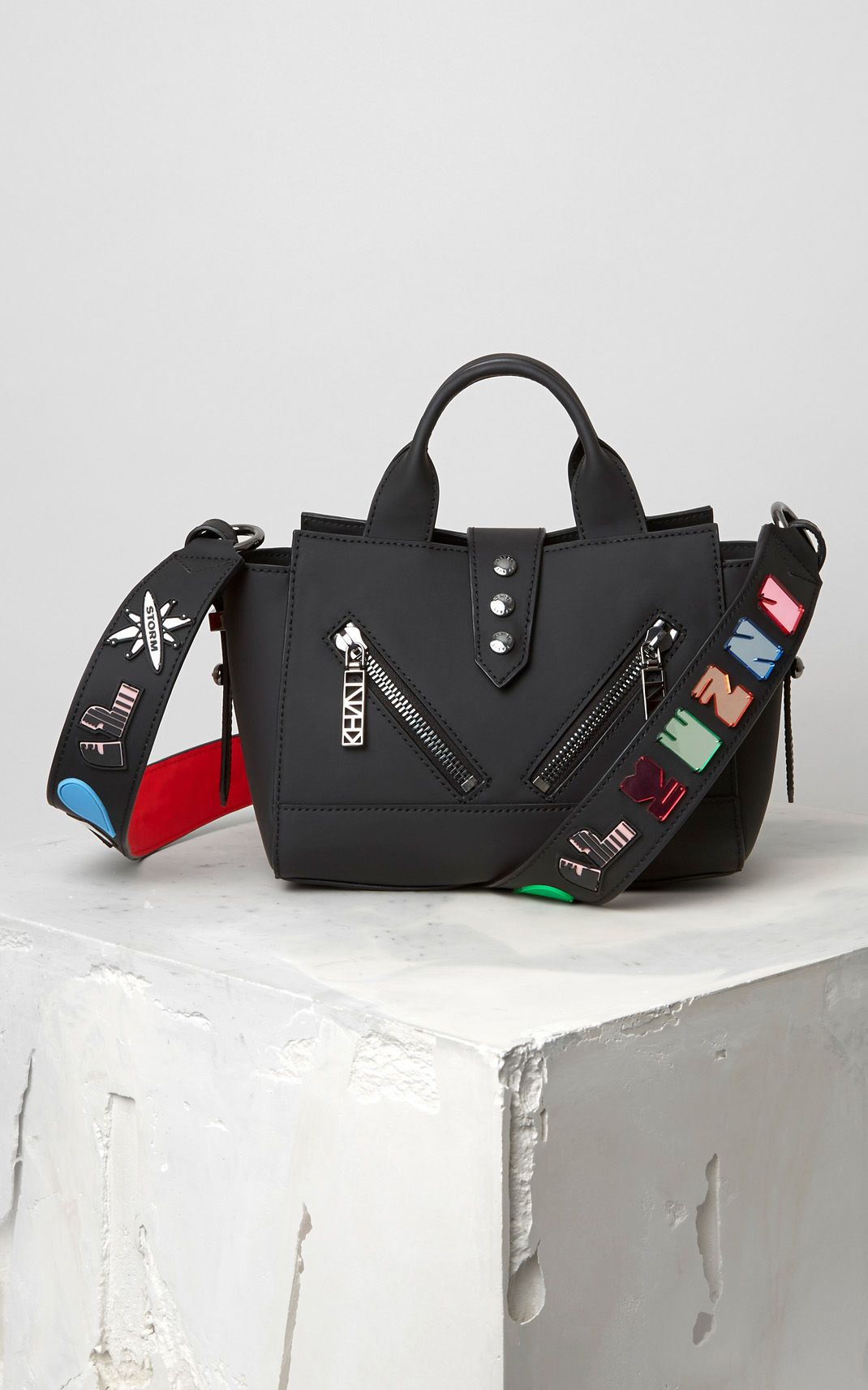 b6423887f572 Mini Kalifornia x Badges, BLACK, KENZO | Style One Must Possess ...