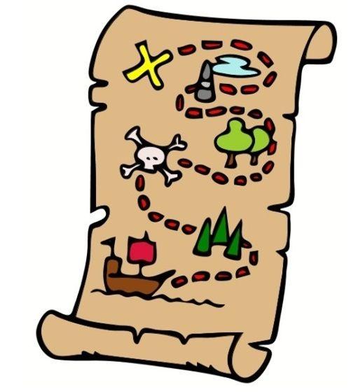 Une Aventure De Pirates Chasse Au Tresor Pirate Chasse Au Tresor Carte Au Tresor Jeux Pirate