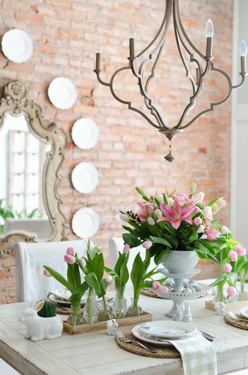 Spring Decorating Ideas Spring Decor Decor Spring Home Decor