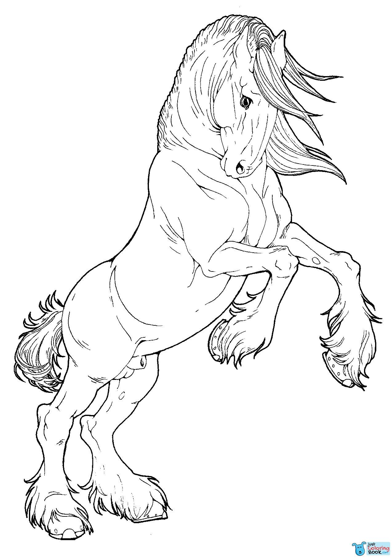 Draft Horse Sketch This Would Be An Awesome Tatt Kolorowanki With Welsh Cob Coloring Pages Horse Coloring Pages Horse Drawings Horse Coloring [ 1811 x 1274 Pixel ]