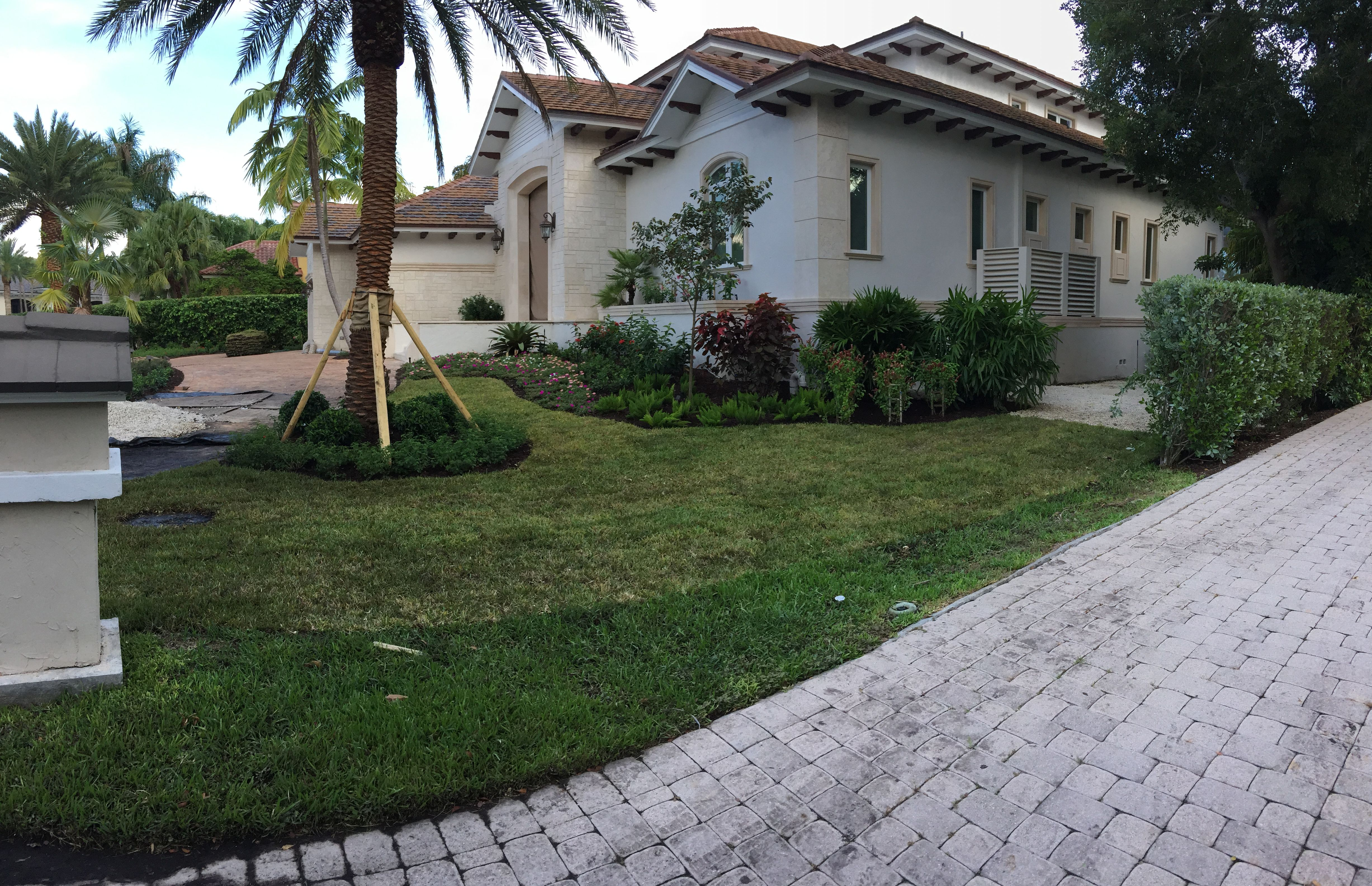 Landscaping Services in Hialeah, Florida TurfTim