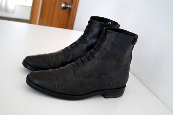42c311c83c8 ALBERTO FELLINI ankle boots Eu39 Uk 6 US 8,5 Ankle high laced boot ...