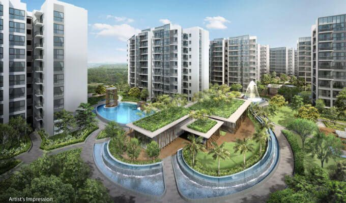 New Condo Launch North Park Residences Clubhouse | New condo, North park, Resort architecture