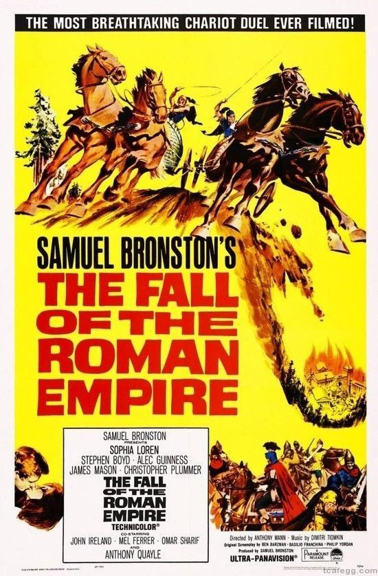 로마 제국의 멸망 The.Fall.of.the.Roman.Empire.1964.