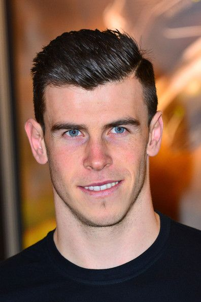 Pin By Jay Melilli On Hair Pinterest Gareth Bale Hair Styles