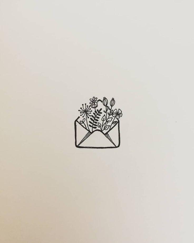 Ich schicke dir ein paar Blumen. . Bitte klicken Sie auf mein Profil, um mehr vo… – Blumen zeichnen