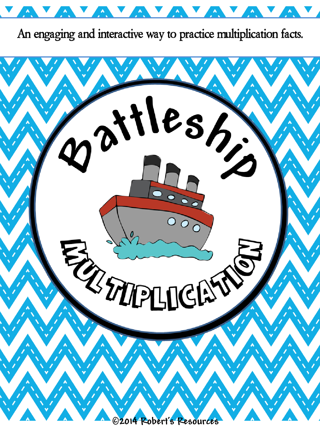 A Fun And Interactive Way For Your Students To Practice Multiplication Facts Let The Battle
