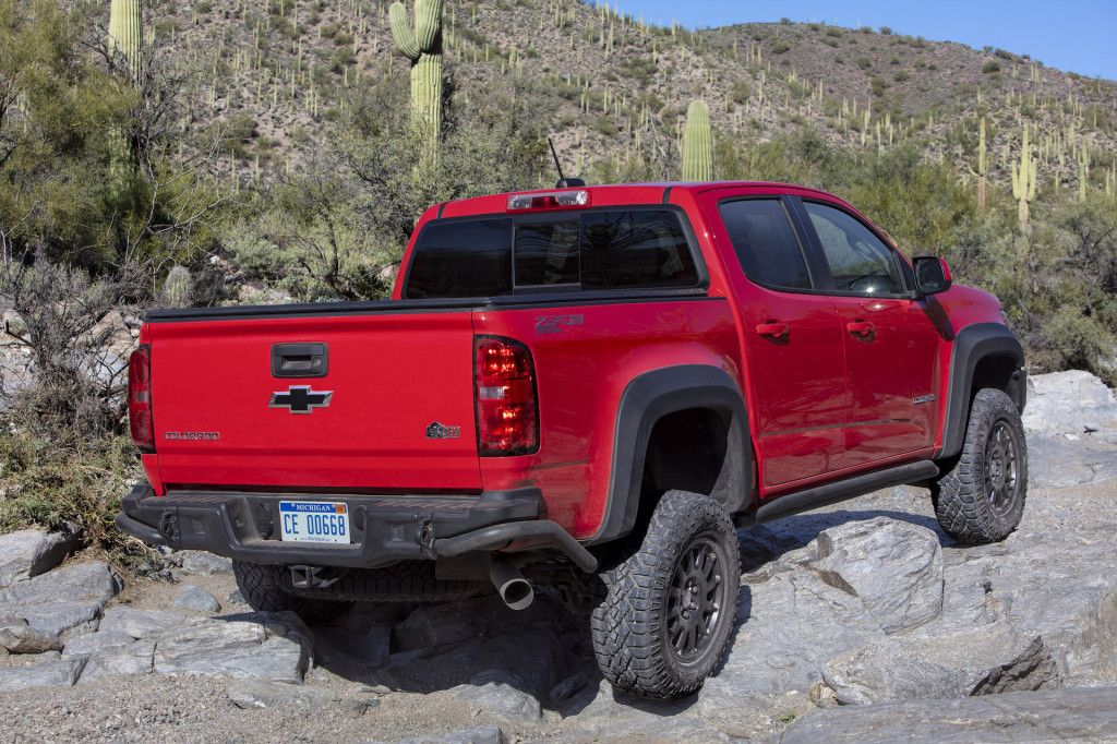 Chevrolet Says 2019 Colorado Zr2 Bison Is Bought Out Chevrolet Colorado Chevrolet Chevy Colorado