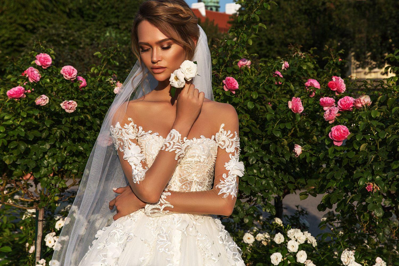 свадебные платья фотографии красивые фото