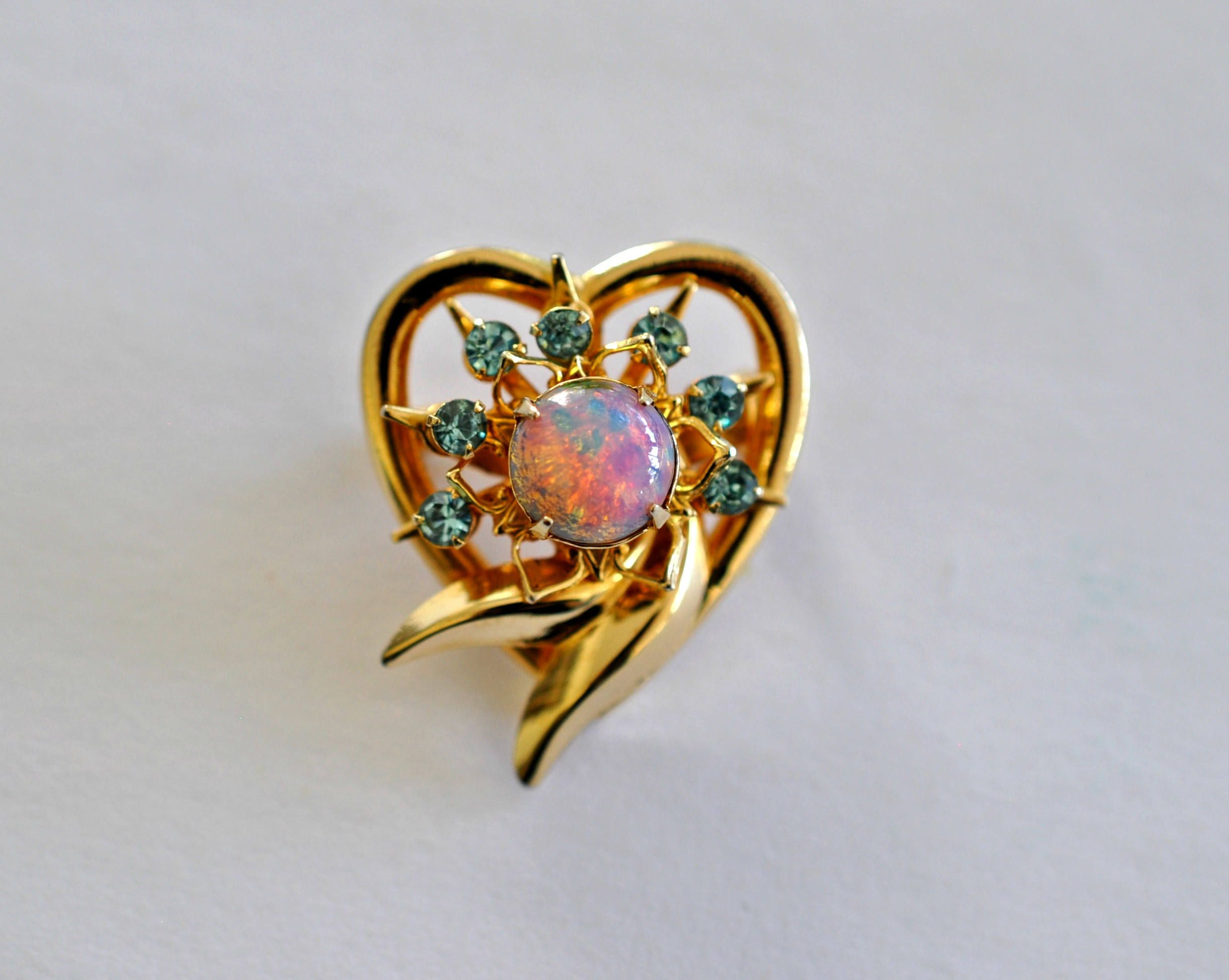 circa id opal gold jewelry victorian brooches carat at natural master width brooch antique j