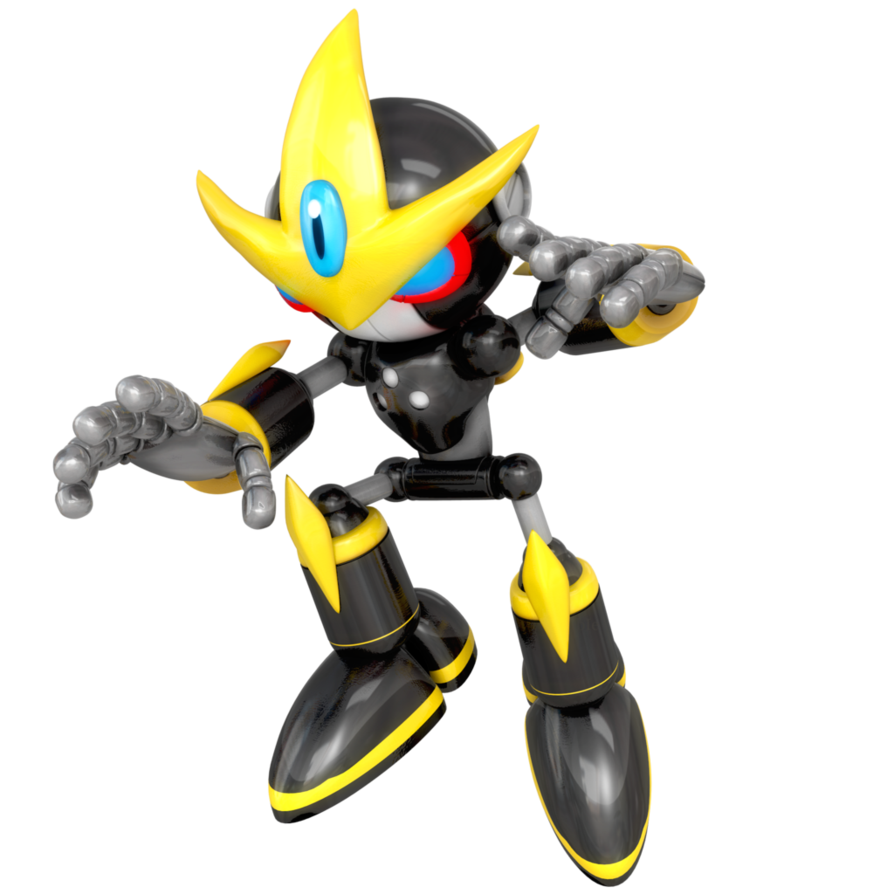 And To Conclude All The New Gizoid Render It S Gemerl The Once Evil But Now Good Guy Robot After Being Re Programmed B Sonic Sonic The Hedgehog Pluto The Dog