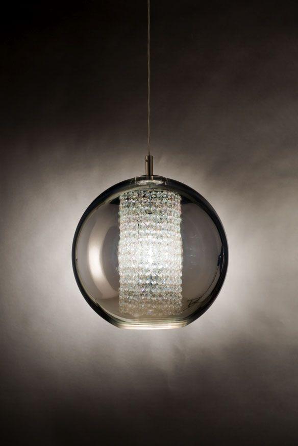 Modern pendant lighting contemporary pendant light with for Pendant lighting modern design