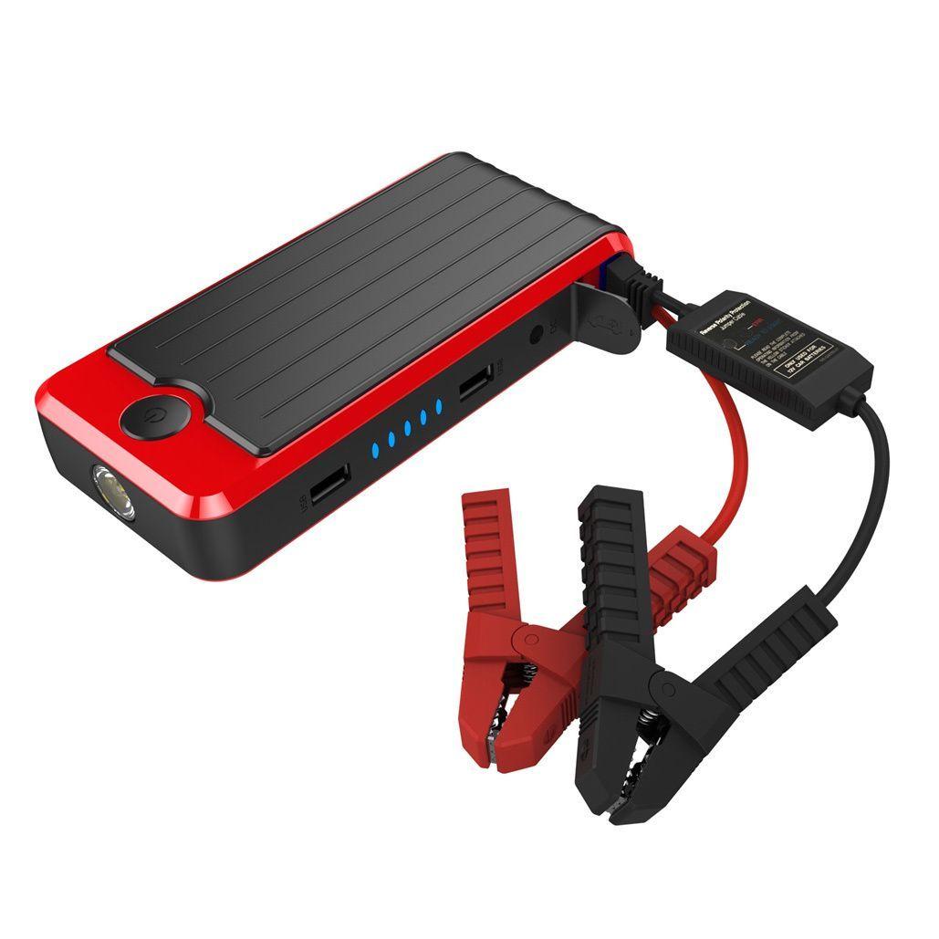 PowerAll Deluxe 400A Jump Starter Powerbank, Flashlight