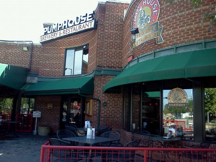 The Pumphouse Brewery And Red Zone Is A Locally Owned Micro Brewery