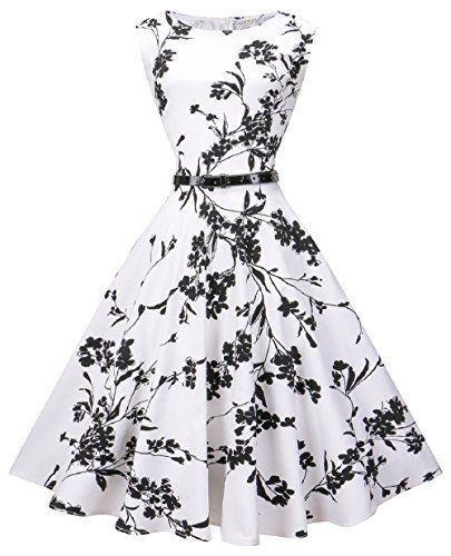 19+ Boatneck sleeveless vintage tea dress with belt ideas