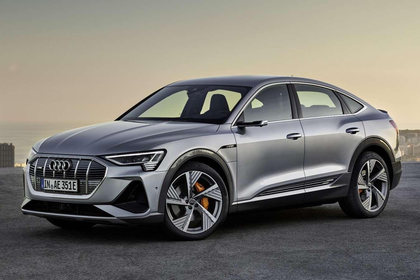 Audi etron Sportback (2019) le SUV coupé électrique de