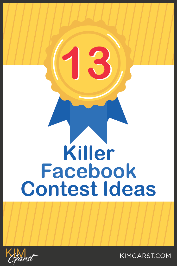 13 killer facebook contest ideas you can run on your fan page today
