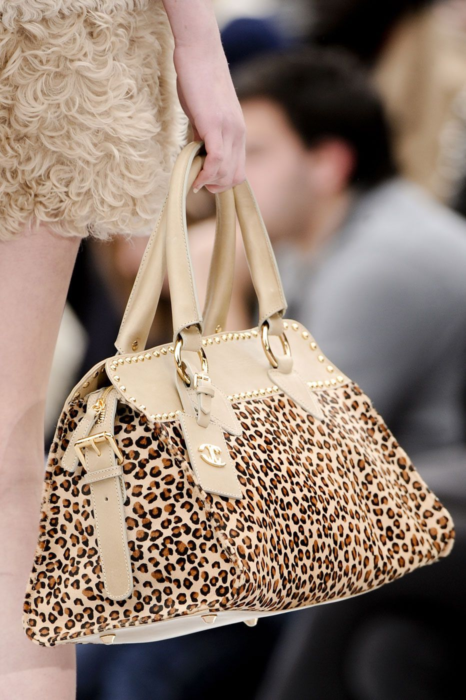 Just Cavalli at Milan Fall 2011 (Details)