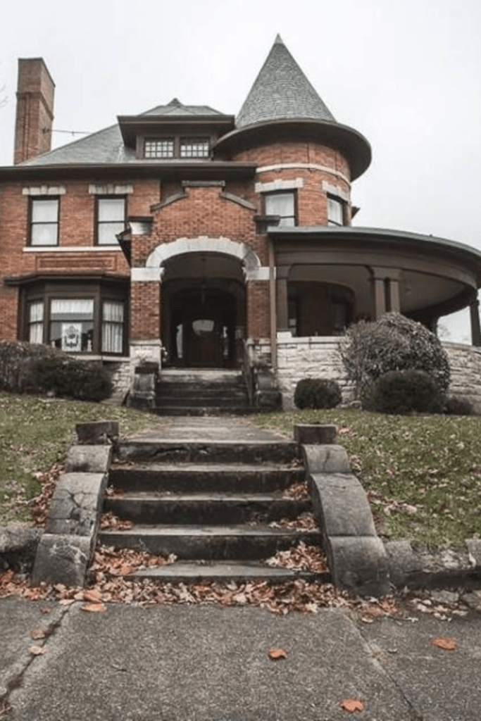 1885 Victorian For Sale In Brazil Indiana Victorian